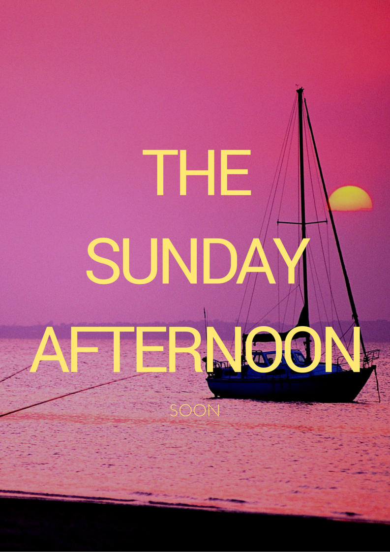the sunday afternoon